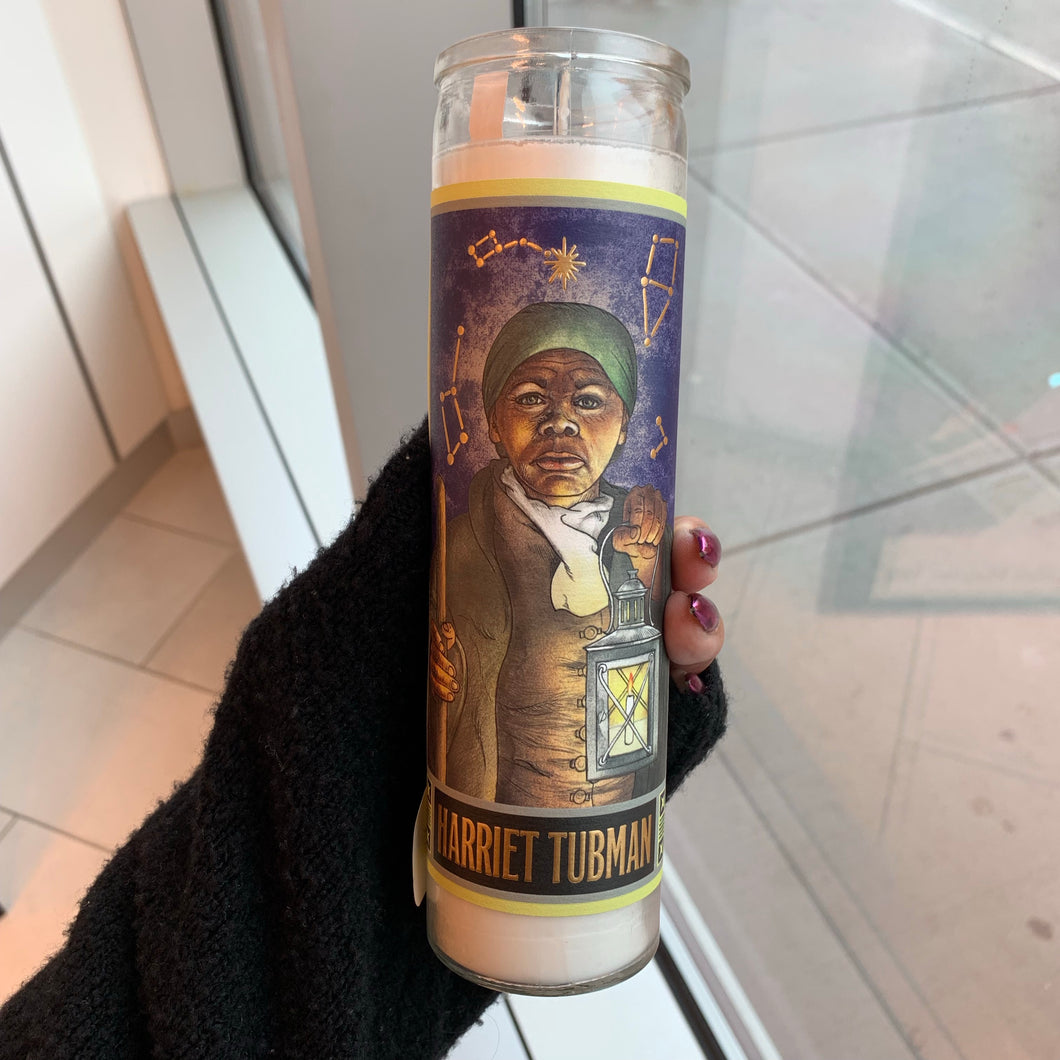 Harriet Tubman Candle