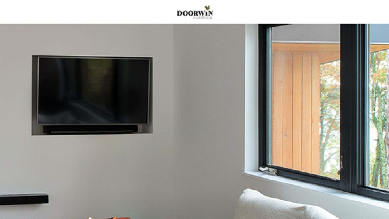 Doorwin Wood Aluminum Crank Casement Windows