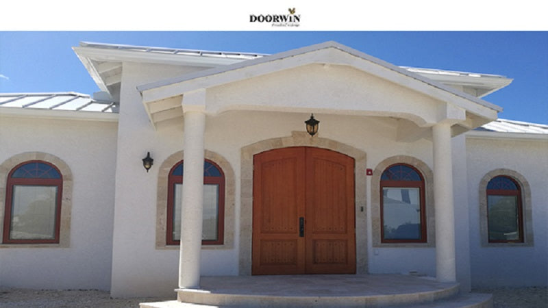 Doorwin Aluminum Arched Windows