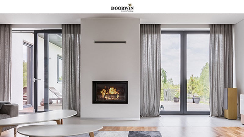 Doorwin Aluminum Sliding Glass Doors