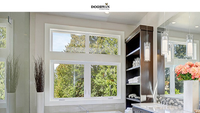 Doorwin PVC Crank Casement Windows