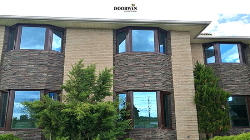 Doorwin Wood Bay & Bow Windows