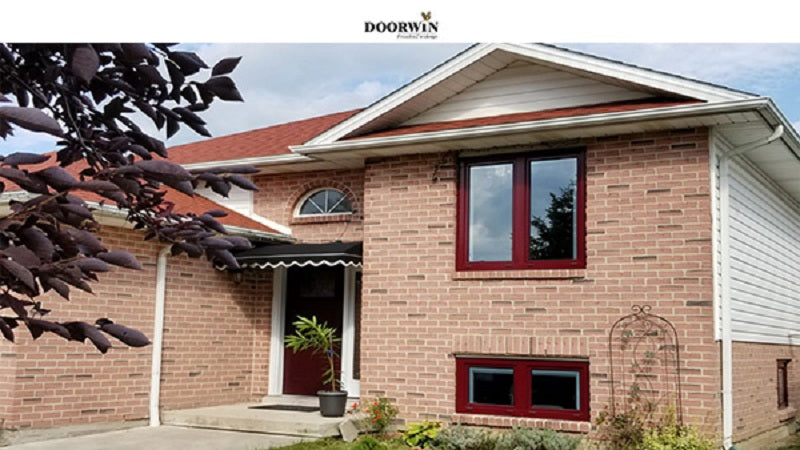 Doorwin Wood Aluminum Tilt Turn Windows