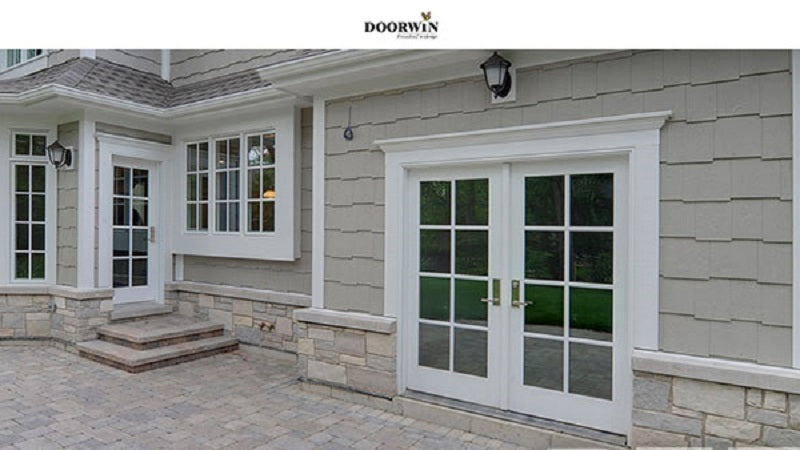 Doorwin Classic Wood French Doors