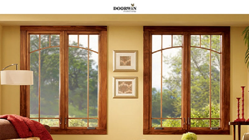 Doorwin Classic Wood Crank Casement Windows
