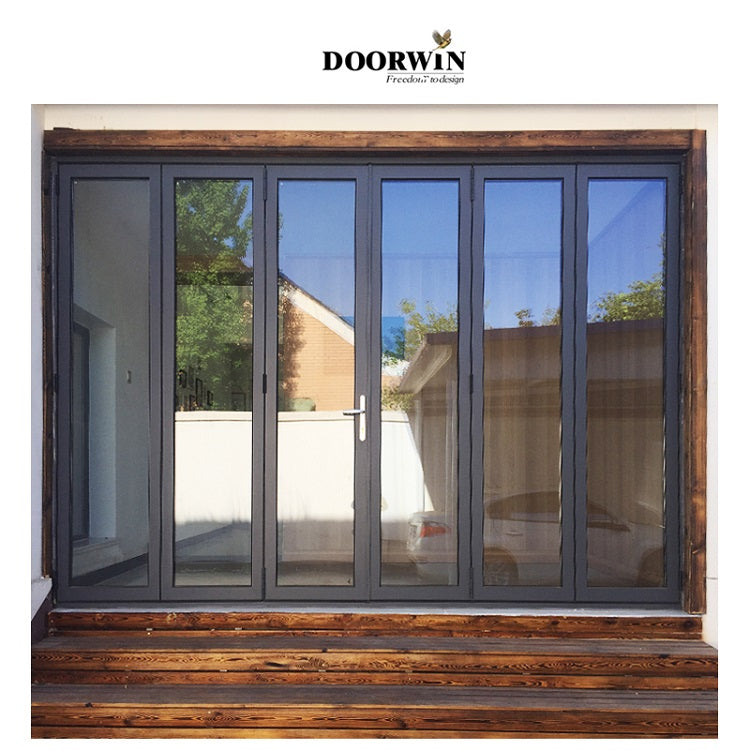 Doorwin Folding Glass Patio Doors