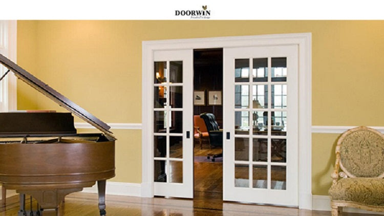 Doorwin InterioR Wood Sliding Doors