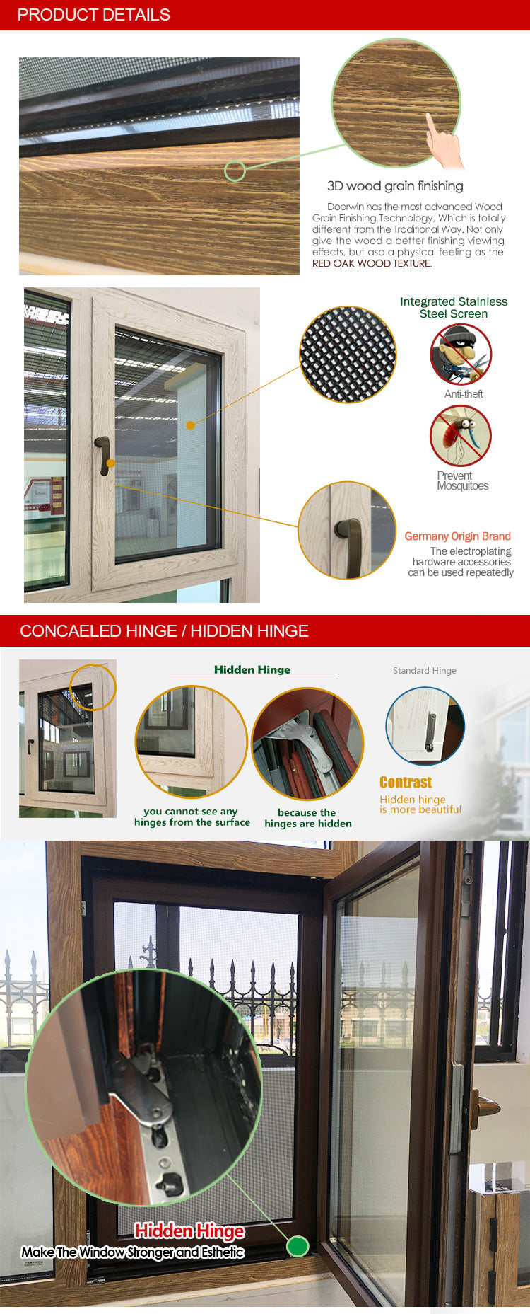 burglar proof windows