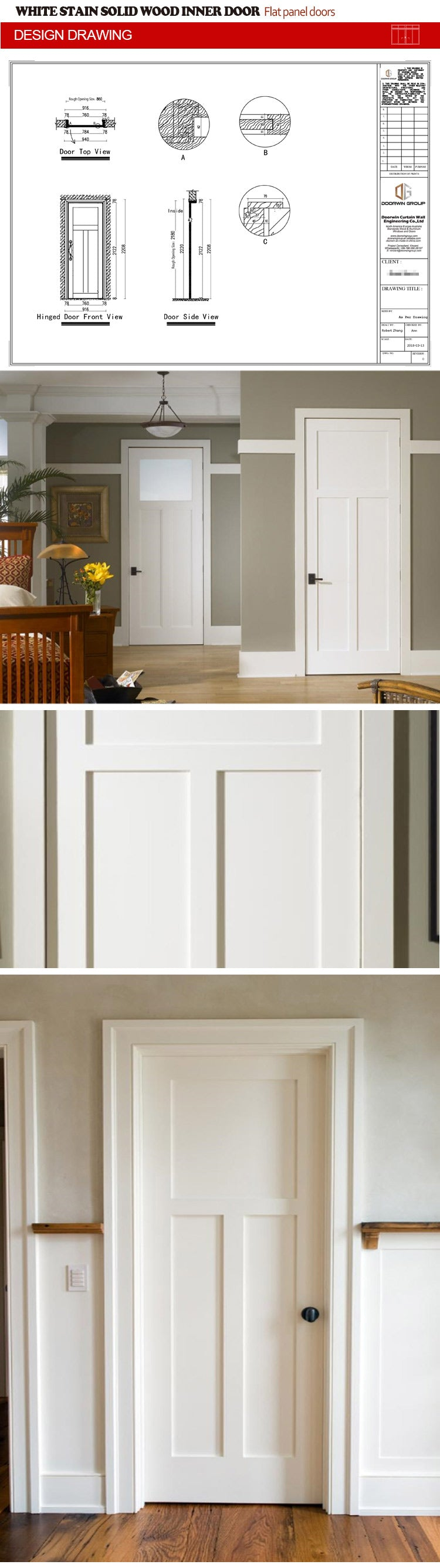 hinged interior door-22-01