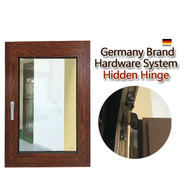 tilt turn window and hopper window-10 Europe standard ce certificate