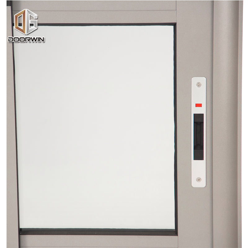 silver EOSS  THERMAL BREAK ALUMINUM SLIDING WINDOW