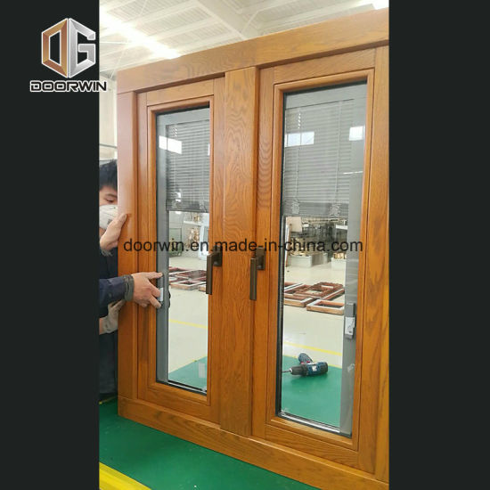 2018 Hot New Products Open out Window House Windows French Styles - China Window, Three Glasses Windows