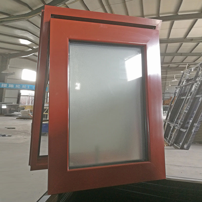 Top Hung Window With Frosted Glass
