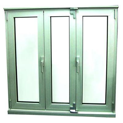 3 Panels Top Quality Aluminium Bifold Glass Windows - China Aluminum Bifold Glass Window, Aluminum Bifolding Windows