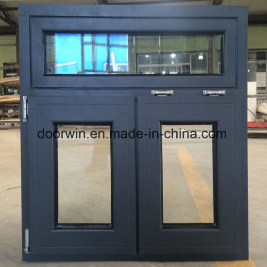 Aluminium Clad Solid Oak Wood Awning Window - China Aluminum Wooden Window, Aluminum Alloy Frame Awning Window