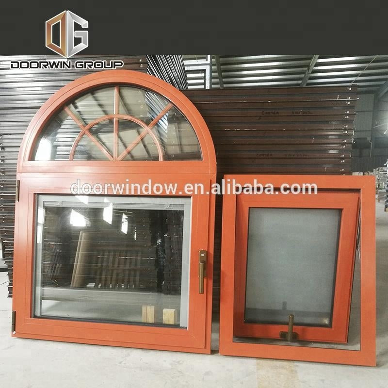 Aluminium awning window with low price triple glazing aluminum awning casement windowsby Doorwin on Alibaba