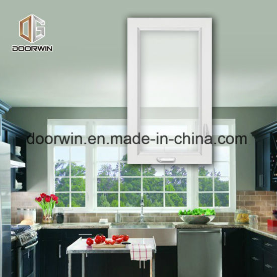 Aluminum Crank Casement Window - China Outward Opening Window, Swing out Window
