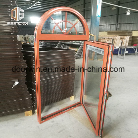 Aluminum Frame Special Shape Fixed Window, Good Quality Specialty Aluminum Window for High End House - China Window, Aluminum Window