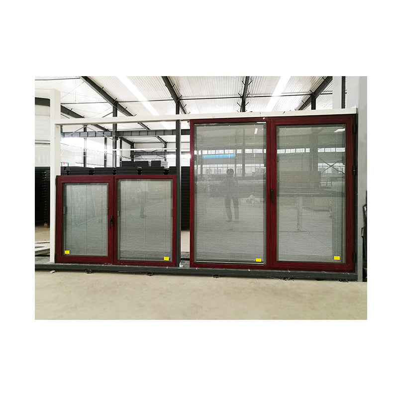 Aluminum tilt and turn window & round windows