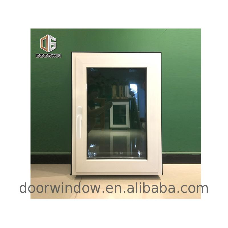 Aluminum transom window tilt and turn &