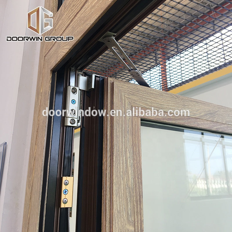 Aluminum window frames aluminium outward open french windows