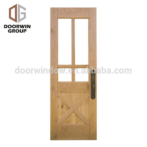 American glass doors lowes wooden house doors rustic alder cherry pine exterior wood front doors with frosted glass by Doorwin