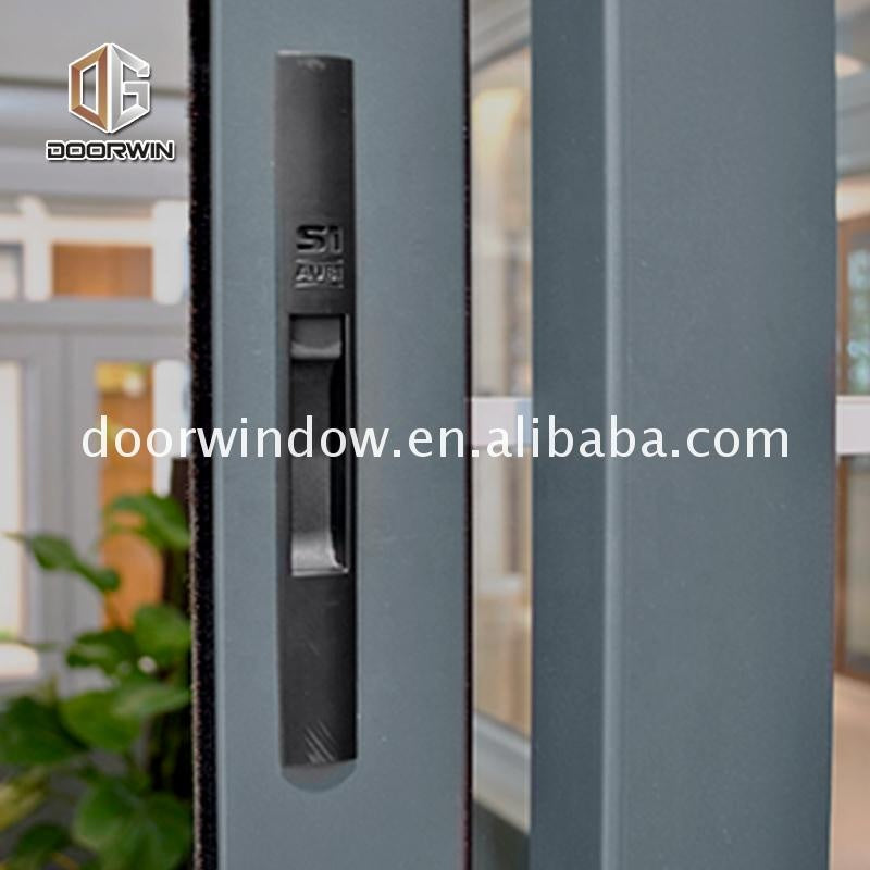 Anodized aluminum sliding Windows and door frame doors AS2047 Alloy by Doorwin on Alibaba