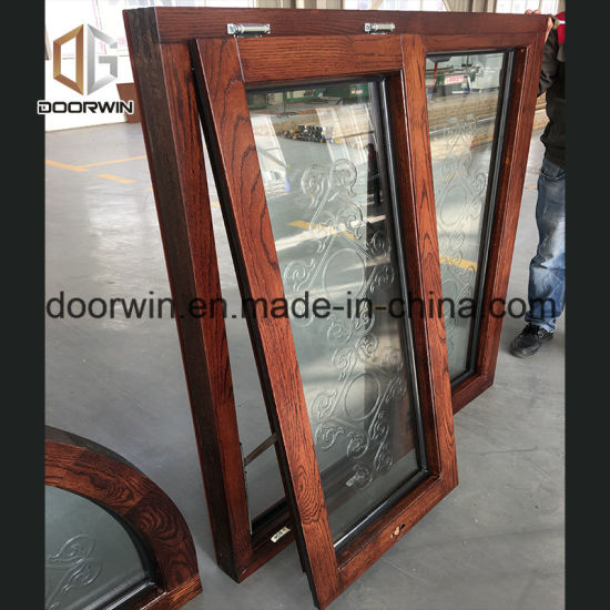 Arch Window - China Energy Saving Glazing Awning Windows, European Chain Awning Window