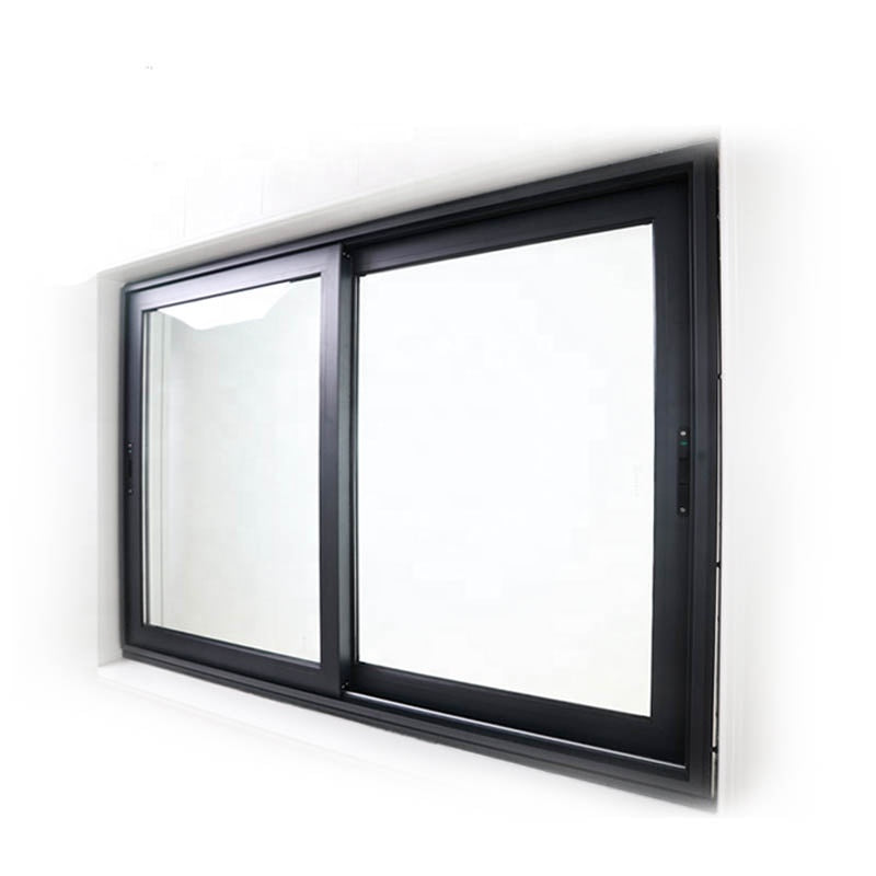 Automatic sliding window opener aluminum price philippines framed double glazed