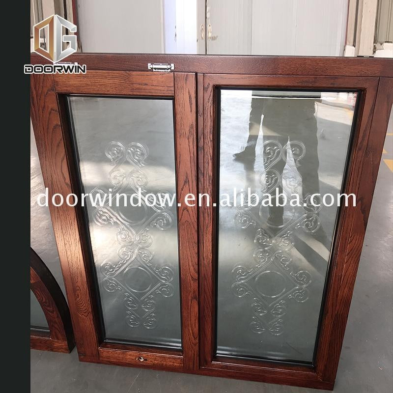 Balcony grill designs australian standard windows arched that open by Doorwin on Alibaba