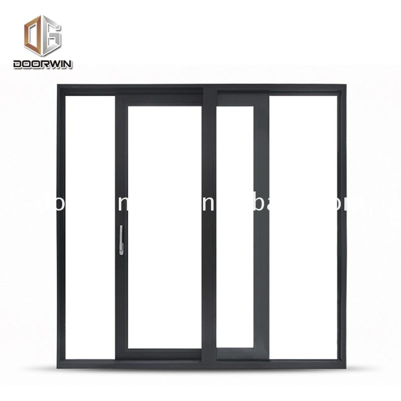 Best Price large interior barn door glass patio doors external