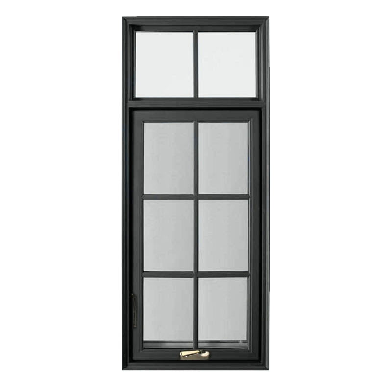 Best Quality Stylish Window Grills Standard Bathroom Size For Grill De Wood Aluminium Doors And Windows Manufacturer In China