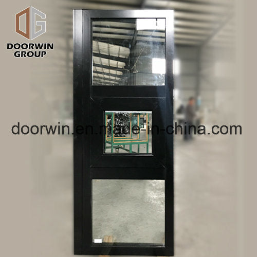 Black Thermal Break Aluminum Awning Window - China Awning, High Quality Low Price Aluminum