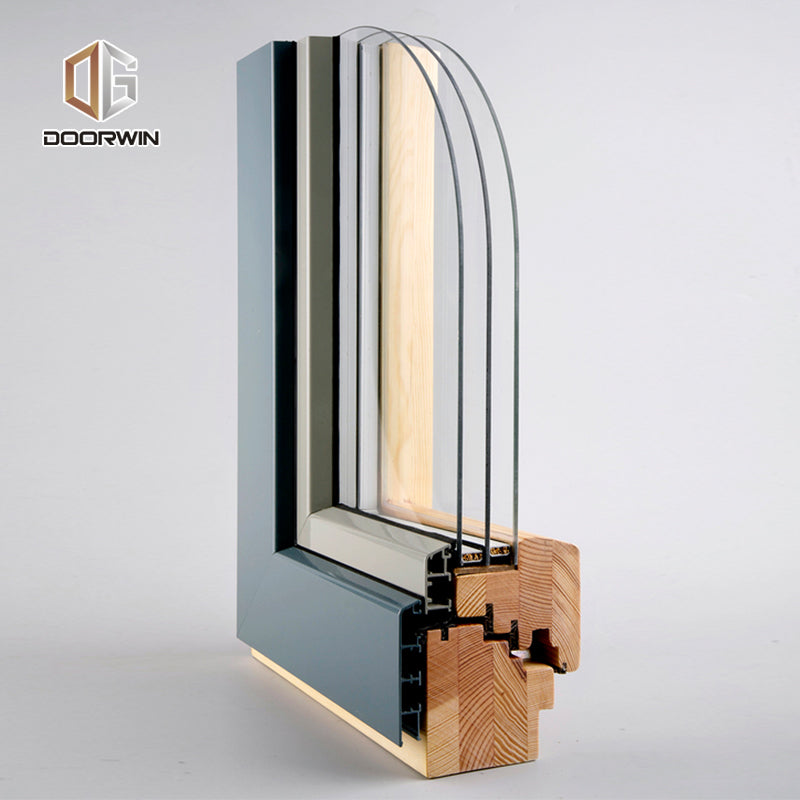 Buy from china price of aluminium sliding window for nigeria market section