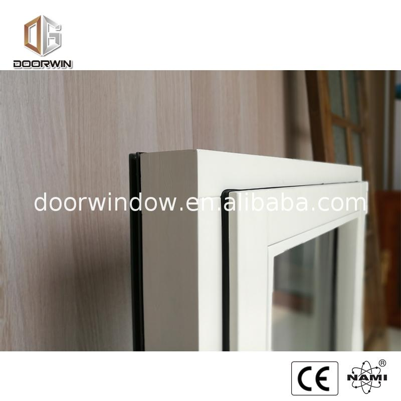 Cheap Factory Price french casements windows exterior window european