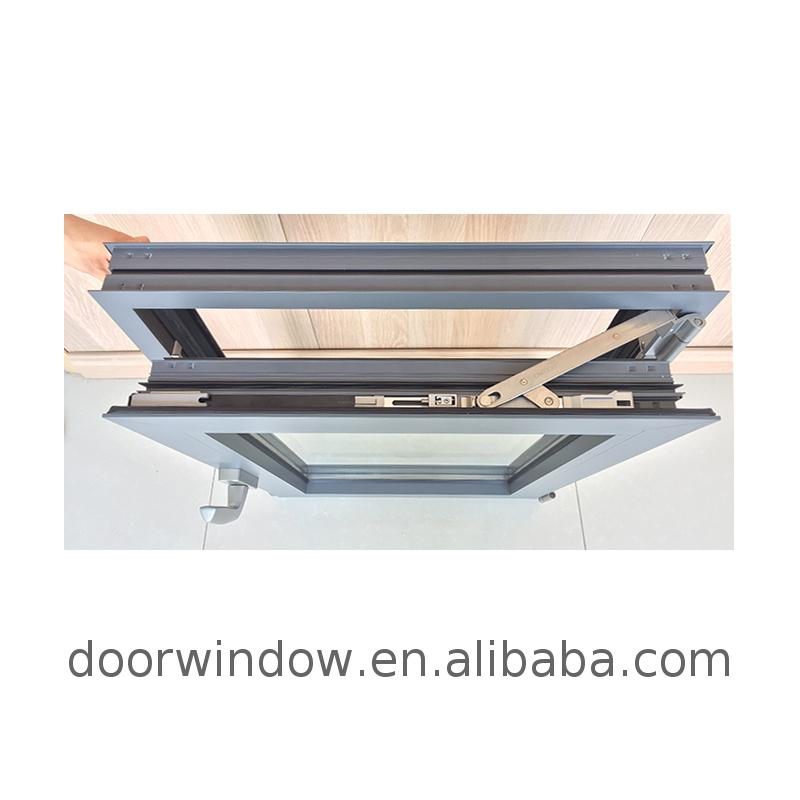 Cheap aluminum awning window black windows best sale