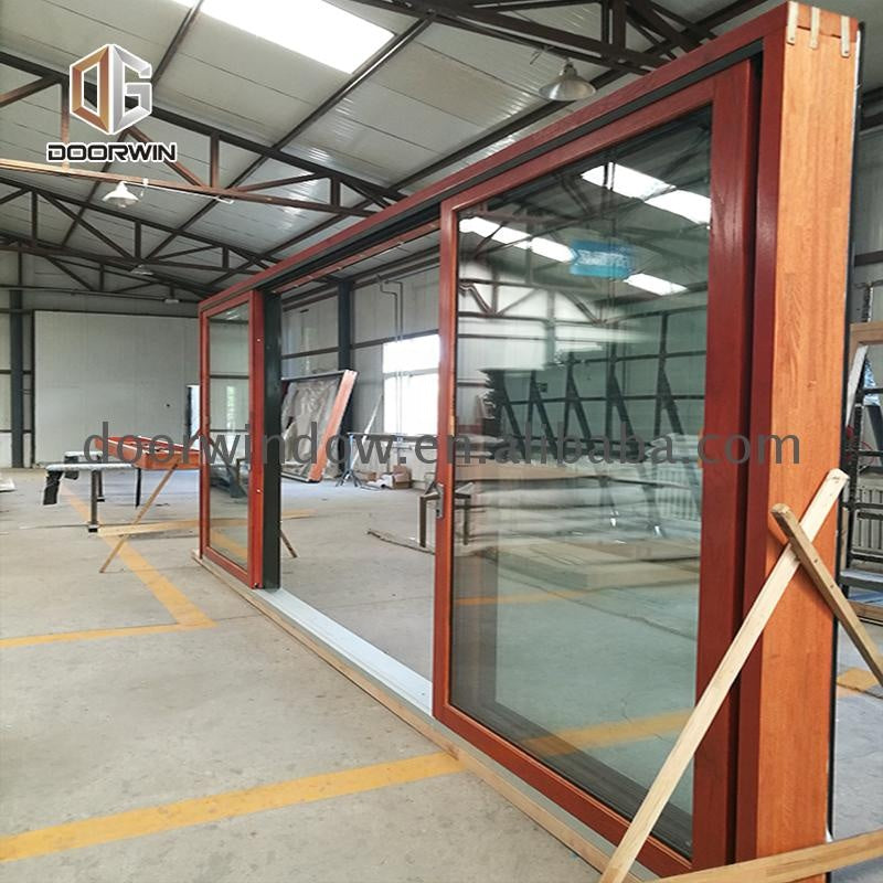 Cheap curtaautomatic sliding door system