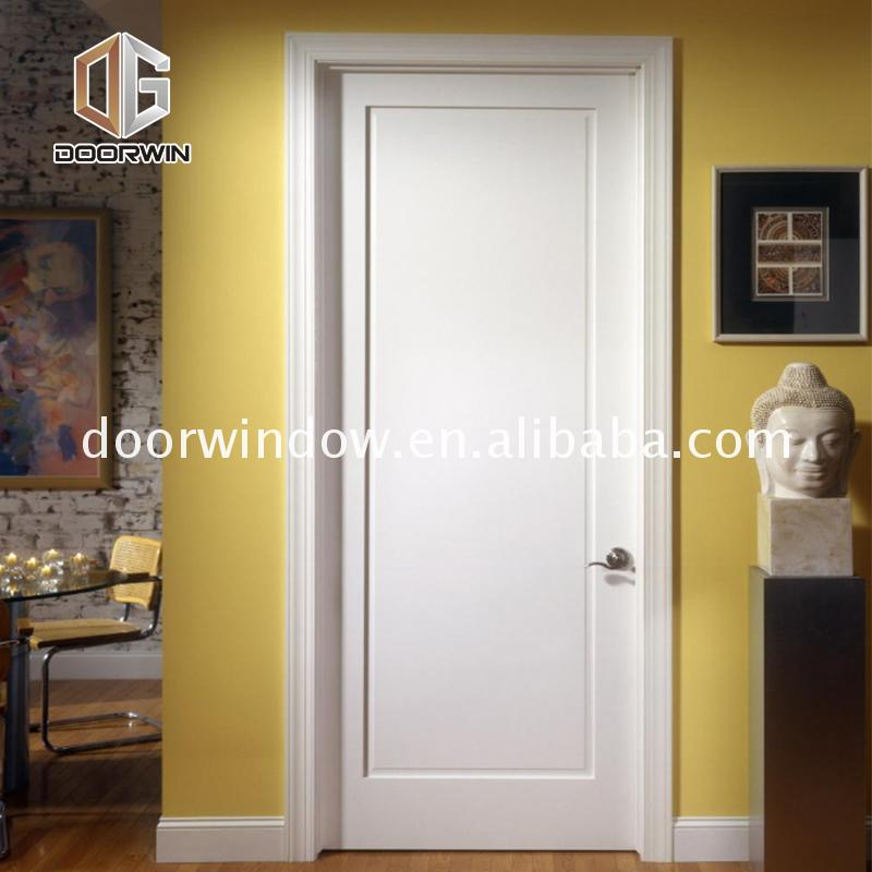 China Factory Promotion wood veneer internal doors interior