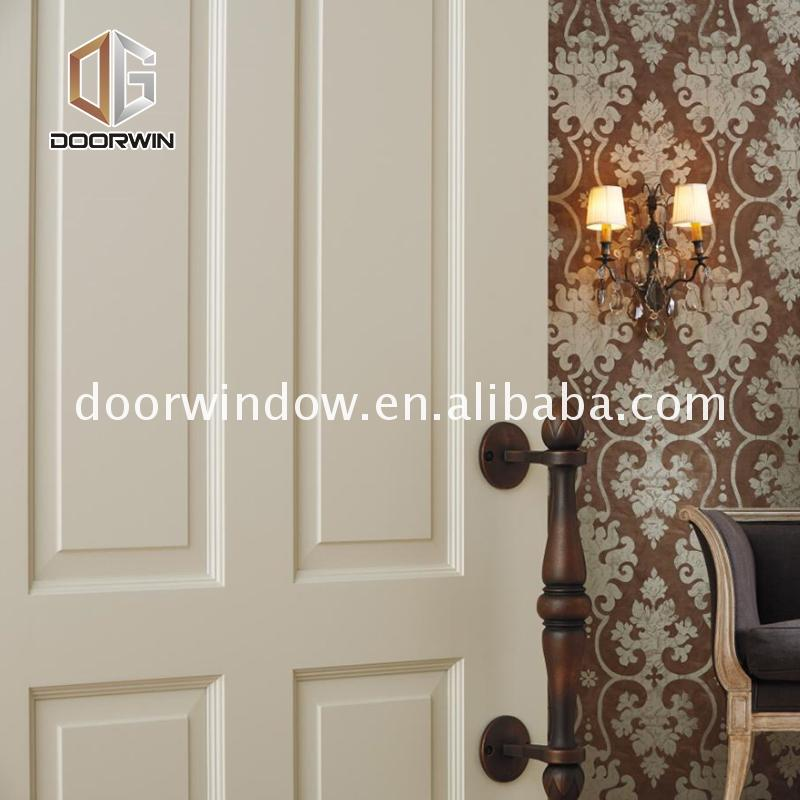 China Good frosted glass interior doors suppliers for sale door