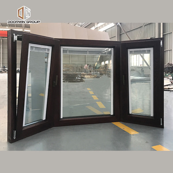 China Supplier 3 window bay