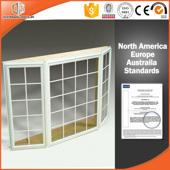 Chinese High Quality Solid Wood Bay Bow Window - China Bay Window, Windows and Doors
