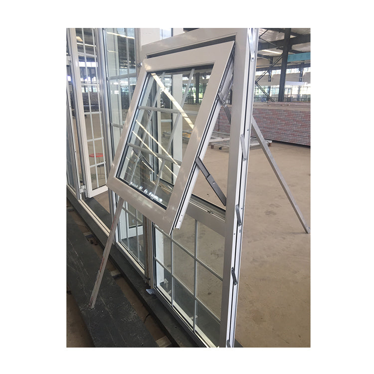 Chinese factory aluminium window awning frame windows