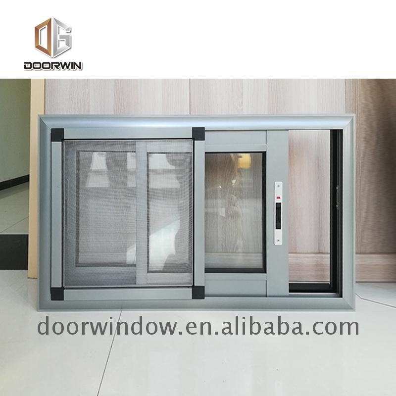 Chinese factory low e sliding windows internal window interior offices