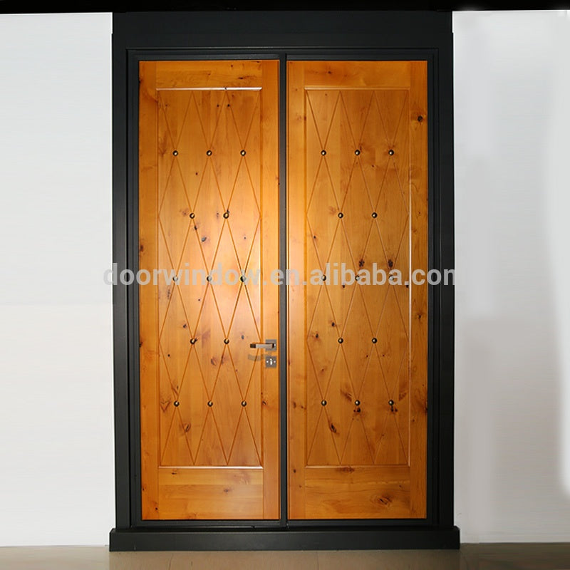 Chinese unique home designs security doors by Doorwin