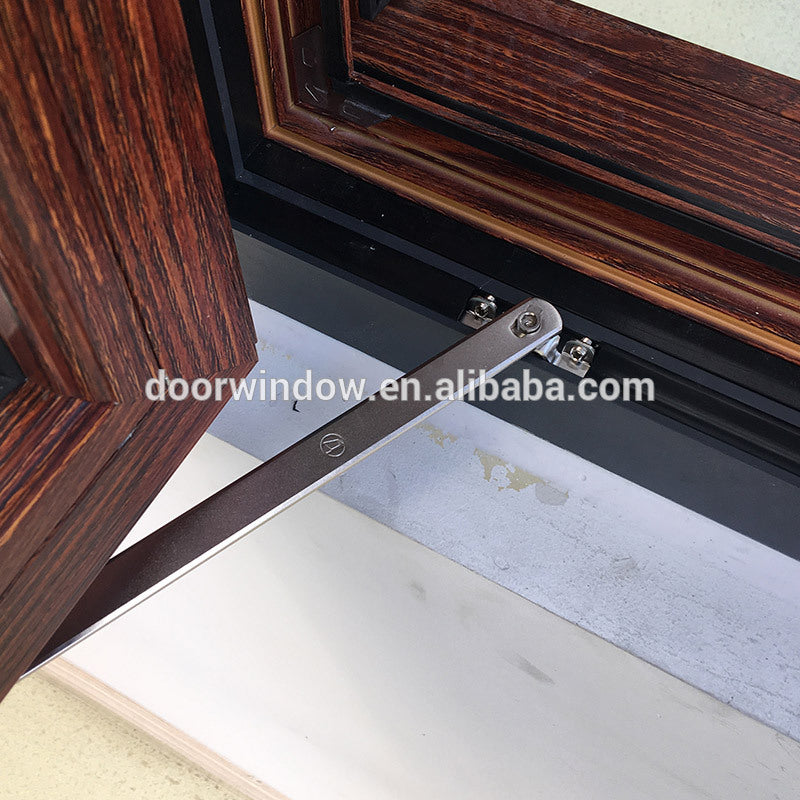 Customized cheap egress window double glazed windows prices basement