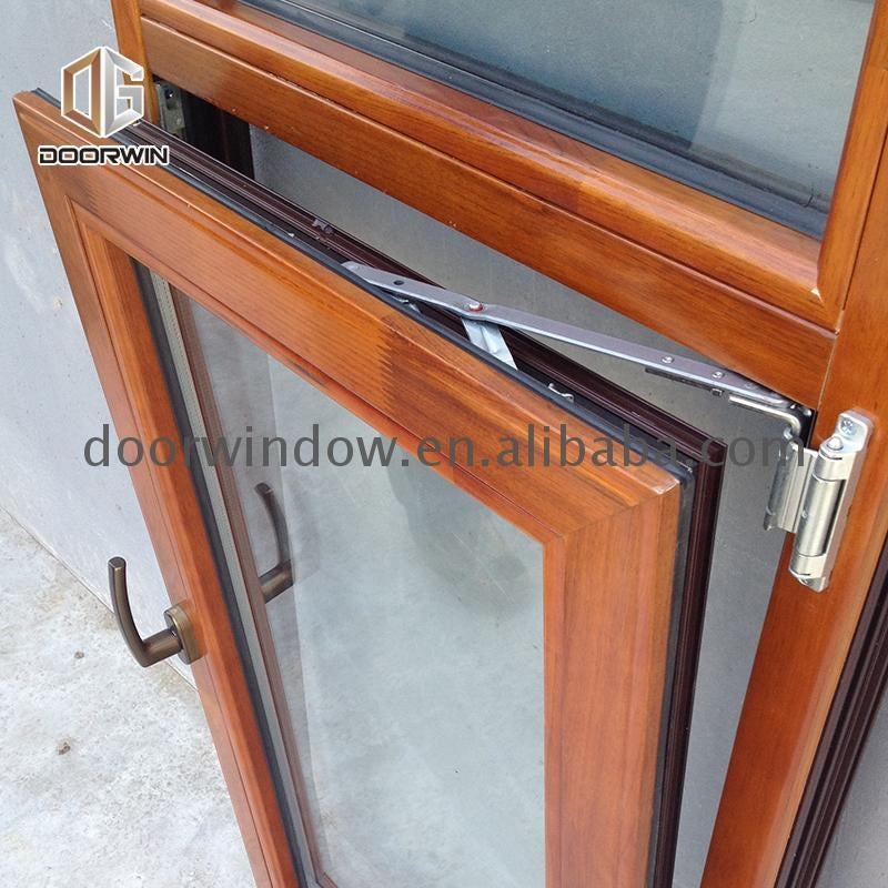 Customized double glazing aluminum casement windows customised inswing window and door custom made