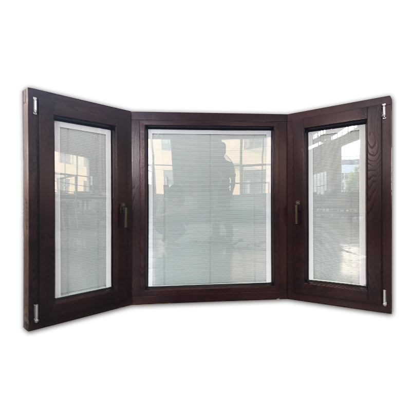 Dallas 36 x 36 bay window anodized window made in China