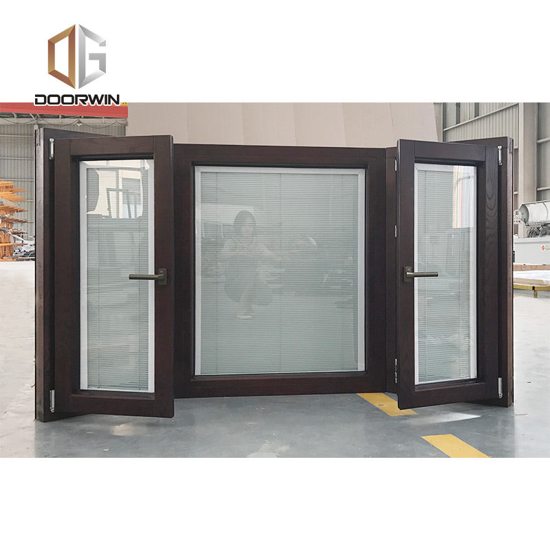 Doorwin bow window custom windows cheap for sale