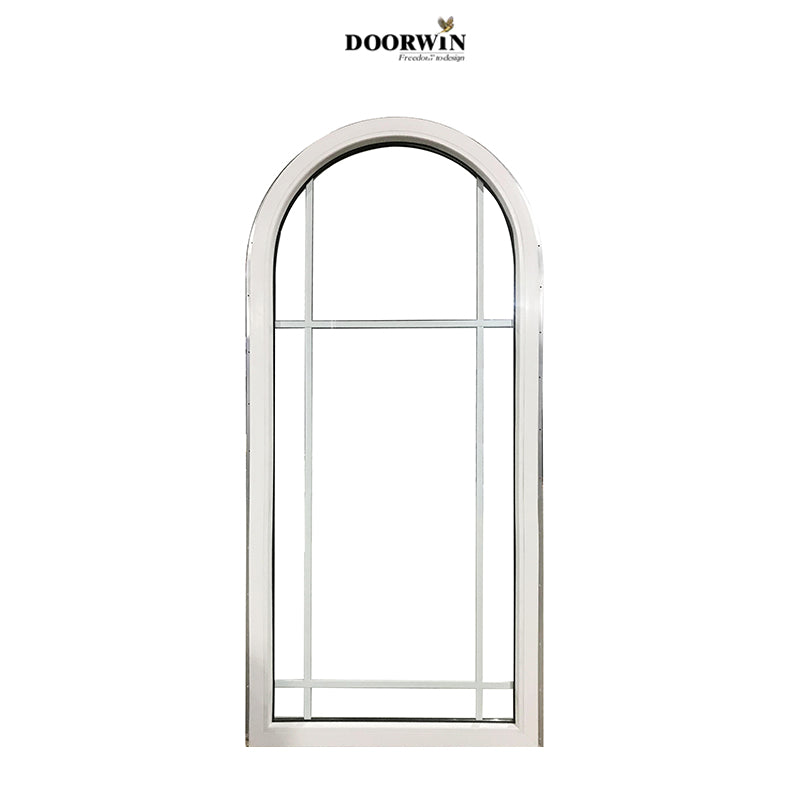 Doorwin manufactory direct new construction vinyl windows prices low e
