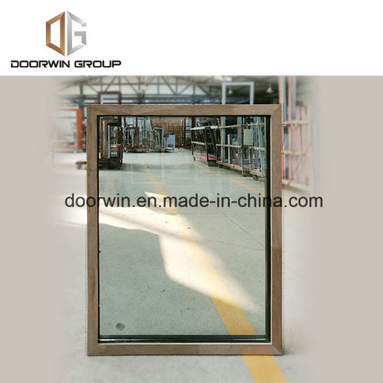 Double Glass Fixed Window - China Arched Windows, Arch Window Design